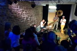 'La Minute de Léo' – Trio HPDF à la Boutique du Val – 9 octobre 2020