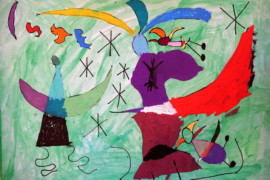 A la façon de Miró – PS et TPS