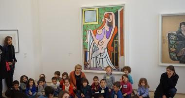 «La Minute de Véronique» – La Sortie au Musée Picasso – Vendredi 29 janvier 2016