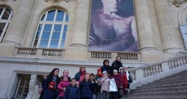 «La Minute de Véronique»- La sortie au Grand Palais-Picasso Mania-Mercredi 17 février 2016