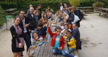 «Amy's Minute» – School Outing to the Jardin des Plantes –  Monday the 13th of juin 2016