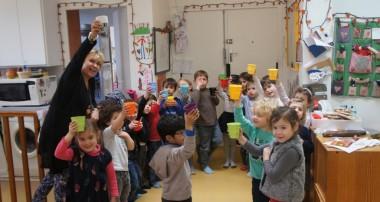 4 mars 2014 – Fêtons la fin des apprentissages