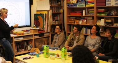 Ateliers pédagogiques pour les parents