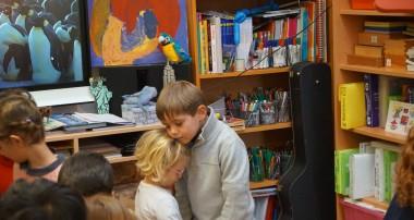 «La minute de Véronique» – 6 février 2015 – 'La Marche de l'Enfant'