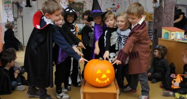 17 octobre 2014- La Fête d'Halloween est revenue !