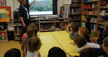 Notre ouverture sur les Sciences/des enfants écocitoyens