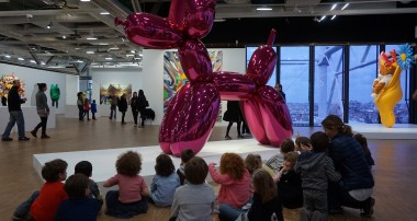 « Amy's Minute » – Monday 30th of March 2015 – The Jeff Koons Exhibition