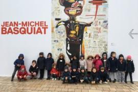 «la Minute de Véronique»- Jean Michel Basquiat à la Fondation Vuitton avec les GS et Les MS vendredi 11 janvier 2019