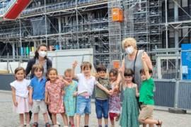 «La Minute de Véronique»/31 mai et 7 juin 2021 GS et MS/visite au Centre Pompidou/Collections permanentes et Matisse