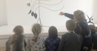 «La minute de Véronique»- Picasso-Calder au Musée Picasso avec les GS-jeudi 4 avril 2019