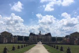 «La Minute de Léo» – Grande sortie de fin d'année à Vaux-le-Vicomte – 4 juin 2018