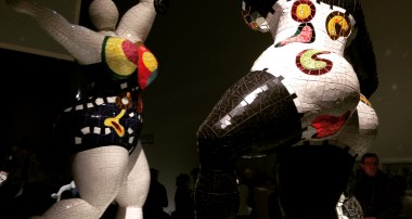 « Amy's minute » 28th of January 2015- Visit to the Niki de Saint Phalle Exhibition, Grand Palais