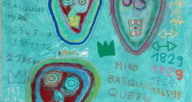 A la façon de Basquiat – GS et MS