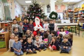 «Fleur's minute» _ Santa's visit