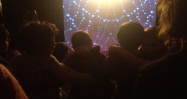 «La Minute de Véronique»-jeudi 19 mars 2015- spectacle Gitana au Théâtre National de Chaillot avec les GS