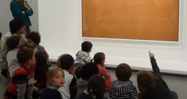 13 Mai 2014 – Exposition de Lucio Fontana au Musée d'Art Moderne de paris