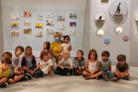 «La Minute de Véronique»-Sortie au Musée d'Orsay avec les MS et les GS pour l'exposition de Léopold Chauveau « Au Pays Des Monstres»- vendredi 16 septembre 2020