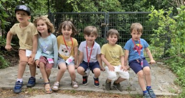 «La Minute de Léo» – Sortie à la Ménagerie du Jardin des Plantes TPS & PS – 18 juin 2021