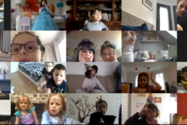 'La Minute de Léo' –  La Maison de L'Enfant continue à la Maison! – 29 avril 2020